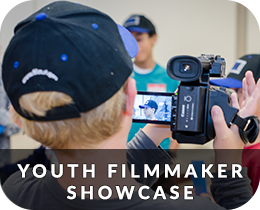 Youth Filmmaker Showcase White