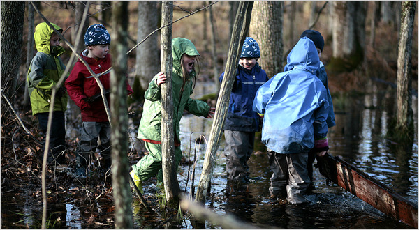 School's Out: Lessons from a Forest Kindergarten