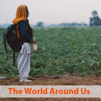 short film collection: The World Around Us